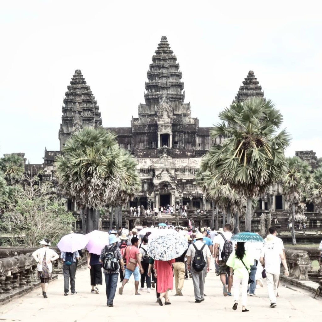 Angkor wat Ph bontantmieux    temple travel triphellip